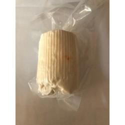 Ricota salgada branca dura cerca de 200 gr