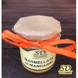 Marmellata di mandarino Gr 212