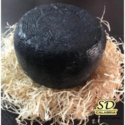 Formaggio Pecorino Nerone Forma 1,5 kg circa