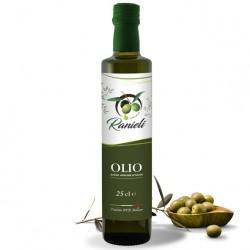 Olio extra vergine di oliva cl 25