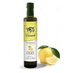 Olio aromattizzato al limone cl 25