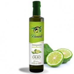 Olio aromattizzato al bergamotto cl 25