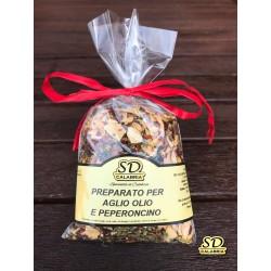 Preparato per aglio olio e peperoncino 500 gr