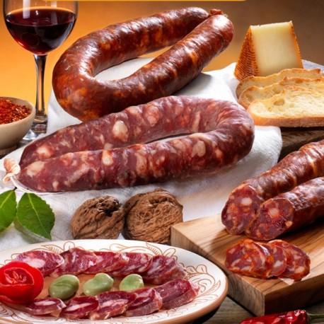 Salsiccia Girella Dolce 1 kg