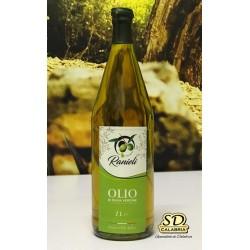 Olio di oliva vergine calabrese 1 Lt (PRODUZIONE SAN CALOGERO VV)