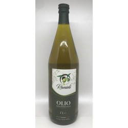 Pacchetto 10 Bottiglie Olio extra vergine di oliva 1 Lt