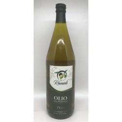 Pacchetto 15 Bottiglie Olio extra vergine di oliva 1 Lt