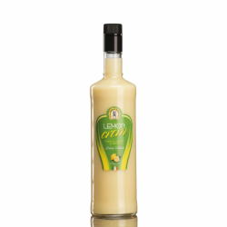 LemonCrem Crema di Liquore al Limone Bottiglia CL 50