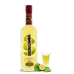 Liquore al bergamotto - Bergamia - Caffo - 50cl