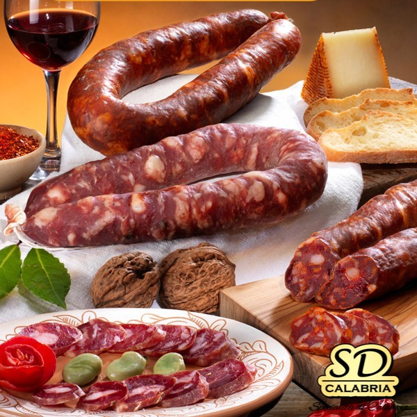 Artisan cured meats